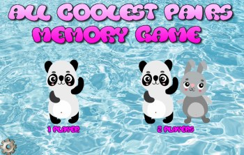 All Coolest pairs game start screen